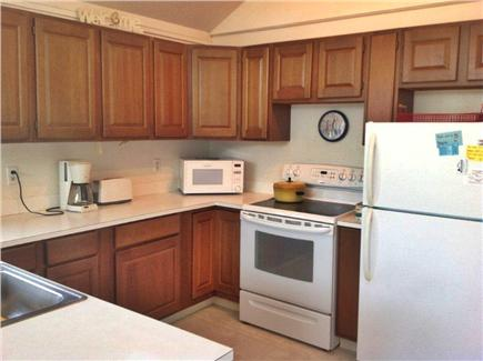 Eastham Cape Cod vacation rental - Entertain guests... well-equipped kitchen is open to LR area.