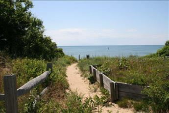 Eastham Cape Cod vacation rental - Short path to the beach!