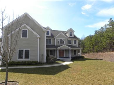 Falmouth Cape Cod vacation rental - Custom built 2005 - cul de sac setting