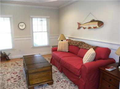 Falmouth Cape Cod vacation rental - Another family gathering room