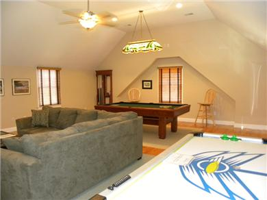 Falmouth Cape Cod vacation rental - Recreational Room