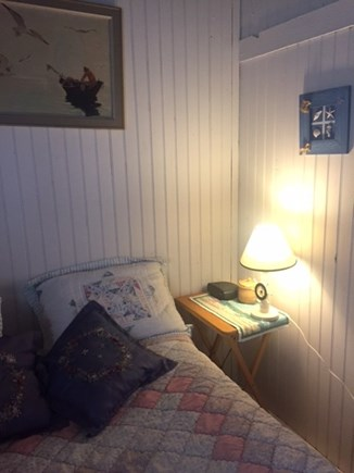 Walk to Wellfleet Ctr. Cape Cod vacation rental - Bedroom #2 w/full-size bed