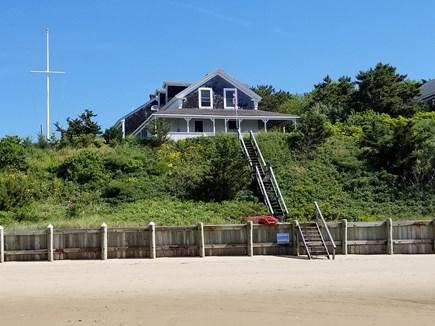 Wellfleet Cape Cod vacation rental - Private Sandy beach & warm bay waters