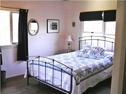 Wellfleet Cape Cod vacation rental - Upstairs private bedroom above kitchen newly renovated