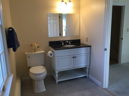 Orleans Cape Cod vacation rental - Two new bathrooms with showers for master and 1st floor bedrooms.