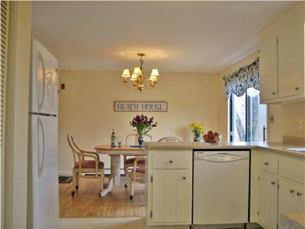 Orleans Cape Cod vacation rental - Enter the updated, fully equipt kitchen from the breezeway.