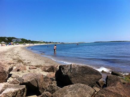 Hyannis Cape Cod vacation rental - Lovely Sea Street (Keyes Beach) is just down the street.