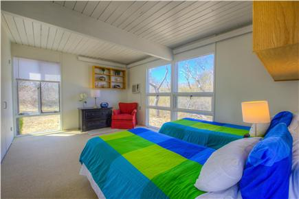 East Sandwich Cape Cod vacation rental - Second bedroom  is private and  comfortably sleeps two.