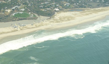 East Orleans Cape Cod vacation rental - Nauset Beach.  Miles of sand & surf.  10-min drive on back roads.
