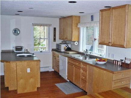 East Orleans Cape Cod vacation rental - Kitchen from dining room