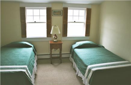 Dennis Cape Cod vacation rental - The second bedroom has two trundle beds