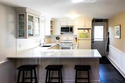 Chatham  Cape Cod vacation rental - Brand new eat in kitchen