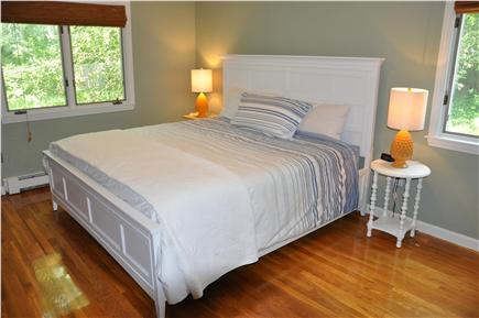 Chatham Cape Cod vacation rental - Master Bedroom with king sized bed and brand new ensuite bath
