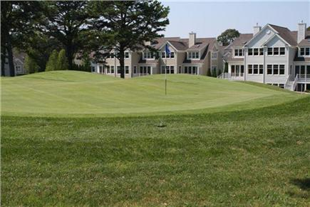 New Seabury, Mashpee New Seabury vacation rental - Property directly on 13th green.