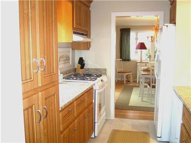 New Seabury, Mashpee New Seabury vacation rental - Fully appointed kitchen with brand new appliances.