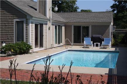 New Seabury, Mashpee New Seabury vacation rental - Gorgeous gunite pool with privacy.