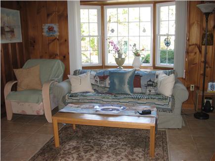 Dennisport Cape Cod vacation rental - Living area