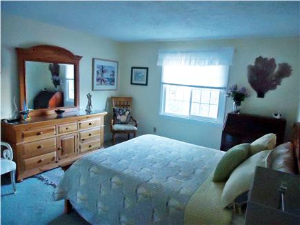 Falmouth Cape Cod vacation rental - Lower bedroom with Queen bed