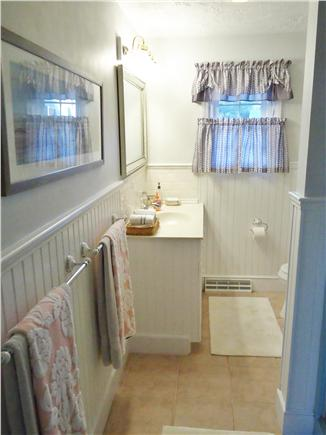 Falmouth Cape Cod vacation rental - Lower Bathroom