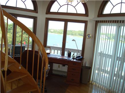 Falmouth Cape Cod vacation rental - Beautiful water views / office in the lighhouse