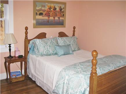 West Yarmouth Cape Cod vacation rental - Queen Bedroom- downstairs
