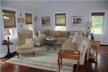 West Yarmouth Cape Cod vacation rental - Open Den with Comfortable sectional