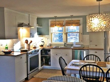 Eastham Cape Cod vacation rental - Newly renovated kitchen with all the amenities.