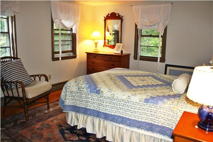 Eastham Cape Cod vacation rental - Master bedroom with a new queen size plush bed