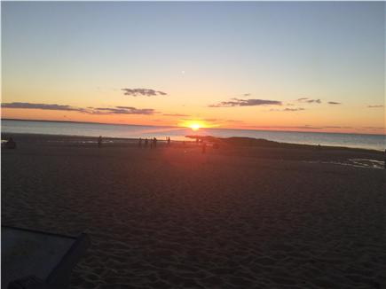 Yarmouth Port Cape Cod vacation rental - Sunset on the Bay
