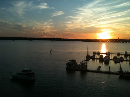 Yarmouth Port Cape Cod vacation rental - Sunset at the beach