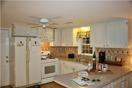 Yarmouth Port Cape Cod vacation rental - Kitchen, complete with small appliances