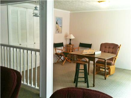 Yarmouth Port Cape Cod vacation rental - Game Area with over 25 games & puzzels