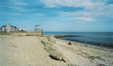 Dennis Cape Cod vacation rental - Beach