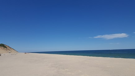 Truro Cape Cod vacation rental - Perfect summer day on Balston beach right down the road