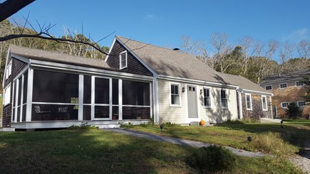 Truro Cape Cod vacation rental - Renovated Cape style home walking distance to town center