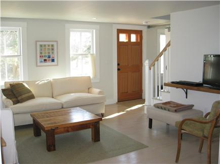 Truro Cape Cod vacation rental - Den / Entertainment Room