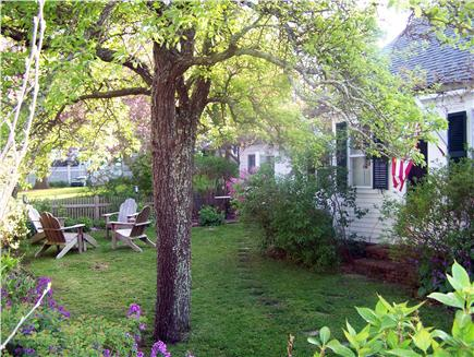 Provincetown Cape Cod vacation rental - Front garden