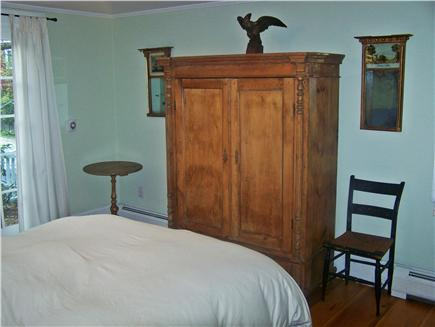 Provincetown Cape Cod vacation rental - Master bedroom with sink