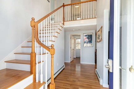 Falmouth Cape Cod vacation rental - Foyer