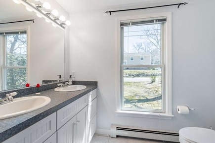 Falmouth Cape Cod vacation rental - First floor Master bath