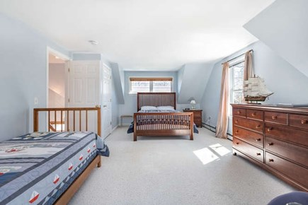 Falmouth Cape Cod vacation rental - 2nd Floor Bedroom with sliders to balcony
