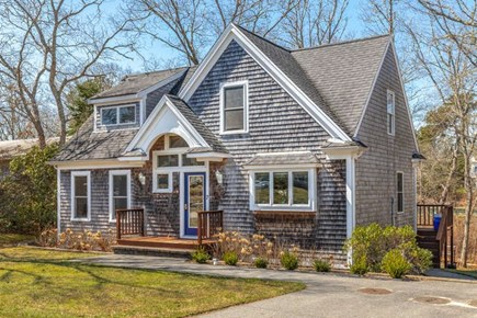 Falmouth Cape Cod vacation rental - Front