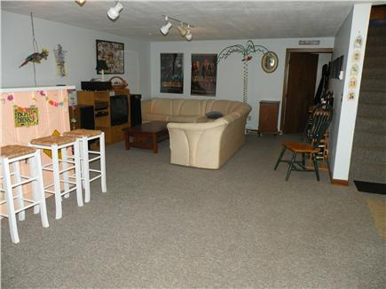 Harwich Cape Cod vacation rental - Family room