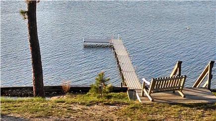 Harwich Cape Cod vacation rental - Dock