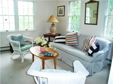 East Orleans Cape Cod vacation rental - Living room in cottage