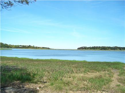 East Orleans Cape Cod vacation rental - This canoe/kayak landing on Little Pleasnt Bay is .5 mi