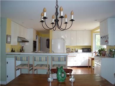 East Orleans Cape Cod vacation rental - Bright kitchen