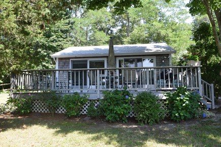 Orleans Cape Cod vacation rental - Waterfront cottage on Boland Pond