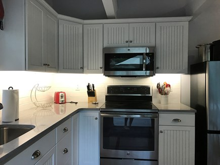 Orleans Cape Cod vacation rental - Kitchen is well stocked with all the essentials.