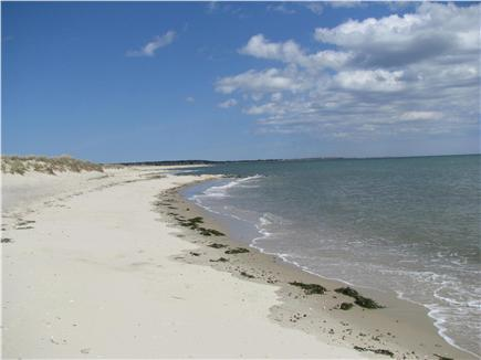 South Chatham - Forest Beach Cape Cod vacation rental - Forest Beach (only a 10 min walk from the house)